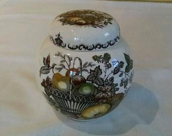 Vintage Mason's Ginger Jar