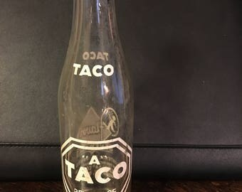 RARE TACO Beverage Bottle