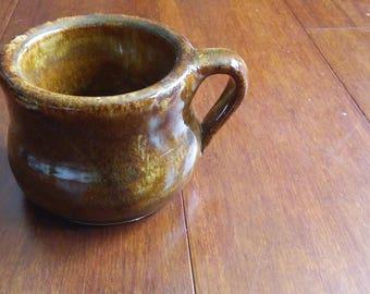 Handmade Ceramic Glazed Mug