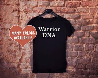 Warrior T-Shirt, Warrior Shirt, Warrior Top, Warrior Quote T-Shirt, Warrior Typography, Warrior Quotes, Warrior Tee, Warrior Quote Shirt