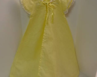 Vintage Handmade Doll Cover-up/Robe/Night Dress