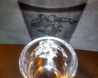 Captain Falcon shot Glass
