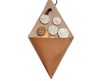 Triangle Coin Purse