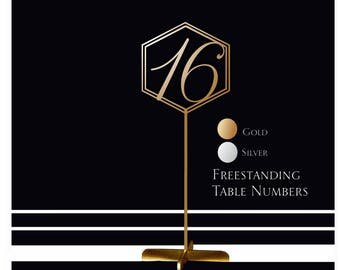 Gold Table Numbers with base. Freestanding Wedding Numbers. Table numbers. Numbers for tables. Numbers. Gold numbers.