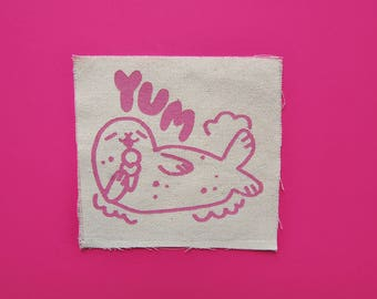 YUM Seal Sew On Patch