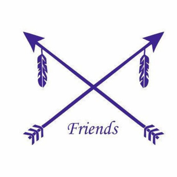 native symbols of friendship clipart library