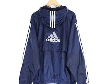adidas jacket windbreaker