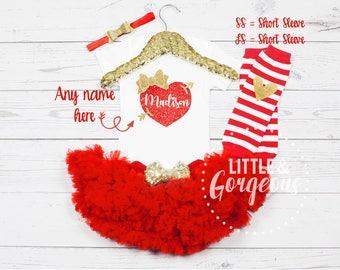 baby girls valentines onesie girls personalized first valentine outfit 1st valentine outfit valentine