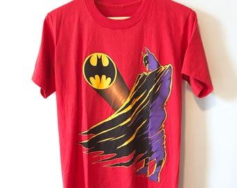 Vintage 80's Batman T-shirt