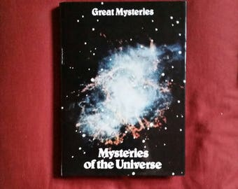 Roy Stemman - Great Mysteries: Mysteries of the Universe (Book Club Associates 1980) - hardcover