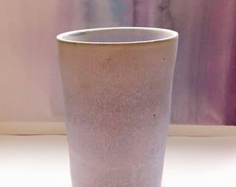 Lavender Tall Vase or Kitchen Crock