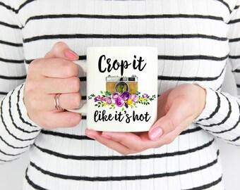 Funny Photography Mug, Photographer Mug, Photographer Gift, Editing Day Mug, Camera Mug, Photography Mug, Oh Snap, Photography Gifts, Cup