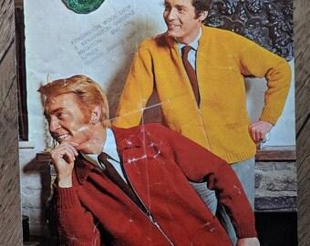 Vintage Patons Knitting Pattern