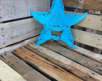 Starfish Beach Art!