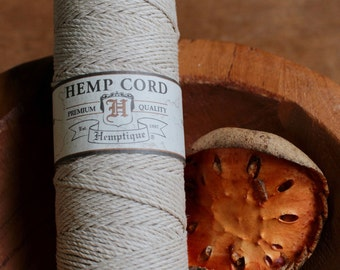Hemp Cord Natural