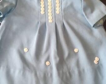 Vintage Handmade Girl's Dress
