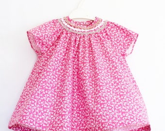 Flower girl dress, Flutter sleeve dress, Unique gift, Blush Pink Dress, Custom Color Option Available,Toddler Boutique Dress,Girls Sun Dress