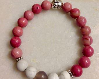 I Love Me Mala Bracelet