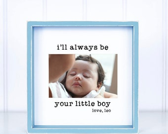 Mothers Day From Son To Mom From Son Gift From Kid Mom Personalized Frame Gift From Son To Mom Mothers Day Women Woman Her Gift Mom Birthday