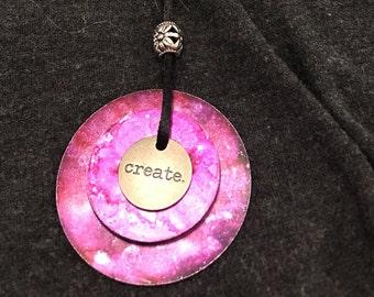Unique, individualized handmade necklaces