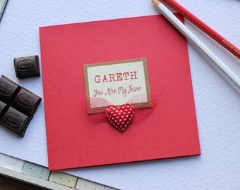 Playful Valentines Card Boyfriend Cheeky Valentines Funny Love Card Naughty Card For Boyfriend Flirty Romantic Card For Him Alternative Card
