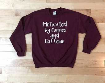 Coffee shirt, dog shirt, sweatshirt, Dogs and coffee, funny tshirt, dog lover gift, cozy pullover, girlfriend gift, trendy, gift for her