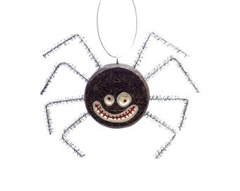 Spider, Spider Finds, Spider Trends, Spider Decor, Spider Ornament, Insect Finds, Halloween Finds, Halloween Trends, Halloween Ornament, Bug