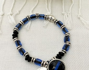 Law Enforcement Support Bracelet