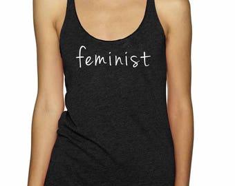 Feminist Tank Top | Feminism Tank Top | Women's Movement | Women's Rights