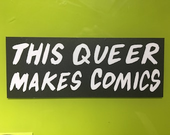 This Queer Makes Comics