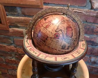 100 Small Desk Globes Vintage Globe Small World Globe Vintage