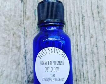 15 ml Orange Peppermint Cuticle Oil