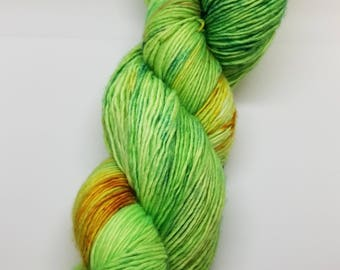 Irish Spring - Superwash Merino