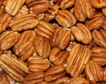 Baking Pecans, Fresh Pecans, Family Owned, Raw Pecans