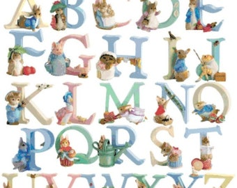 "Alphabet farm Counted Cross Stitch Alphabet farm Pattern needlework, Kräiz Stitch needlepoint - 23.64"" x 23.50"" - L933"