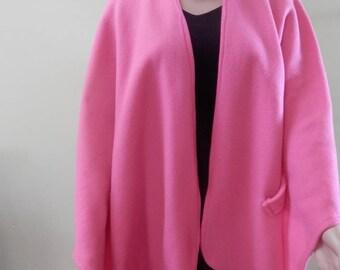 Hot pink kimono | Etsy