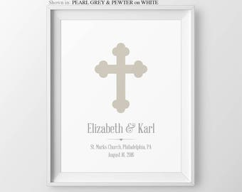 Wedding Gifts For Husband Gifts For Men Christian Wall Art Gifts For Couple Religious Gift For Wife Personalized Religious Art Anniversary