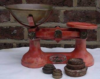 Vintage Thornton Scales