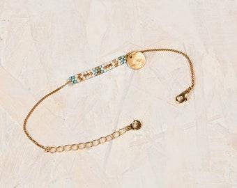 NARAYANA peyote bracelet