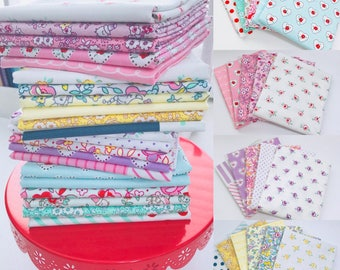 1/2 Yard Bundle Options Little Dolly by Elea Lutz for Penny Rose Fabrics