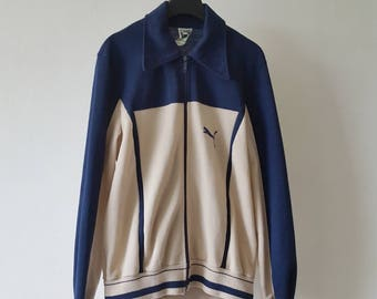 Puma Vintage Sport Jacket 70s size M/L