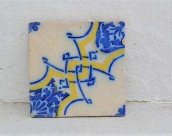 vintage portuguese tile