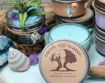 Hand Poured Soy Mini Candles-4 oz Mason Jar Candles- Custom Baby Shower Candles- Custom Bridal Shower Candles
