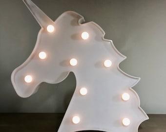 Unicorn LED Night Light / Party Light