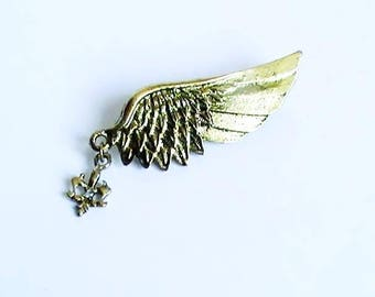 Golden Eagle pin
