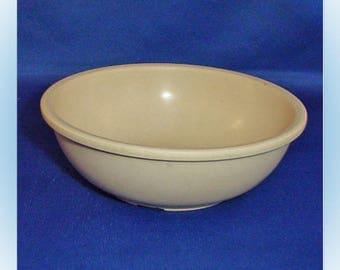 Vintage ABC Melamine Bowl