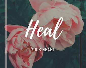 Heal Your Heart// Tarot Reading, Psychic Reading, Clairvoyant, Medium