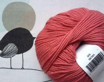 Pink wool NEOUX blotter-FONTY