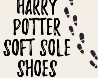 Harry Potter Soft Soles