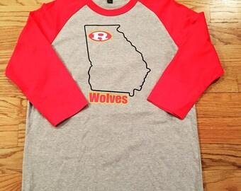 Rome Wolves Shirt